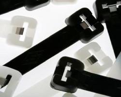 kabelbinder mit edelstahlzunge v4a demes technik gmbh. Black Bedroom Furniture Sets. Home Design Ideas