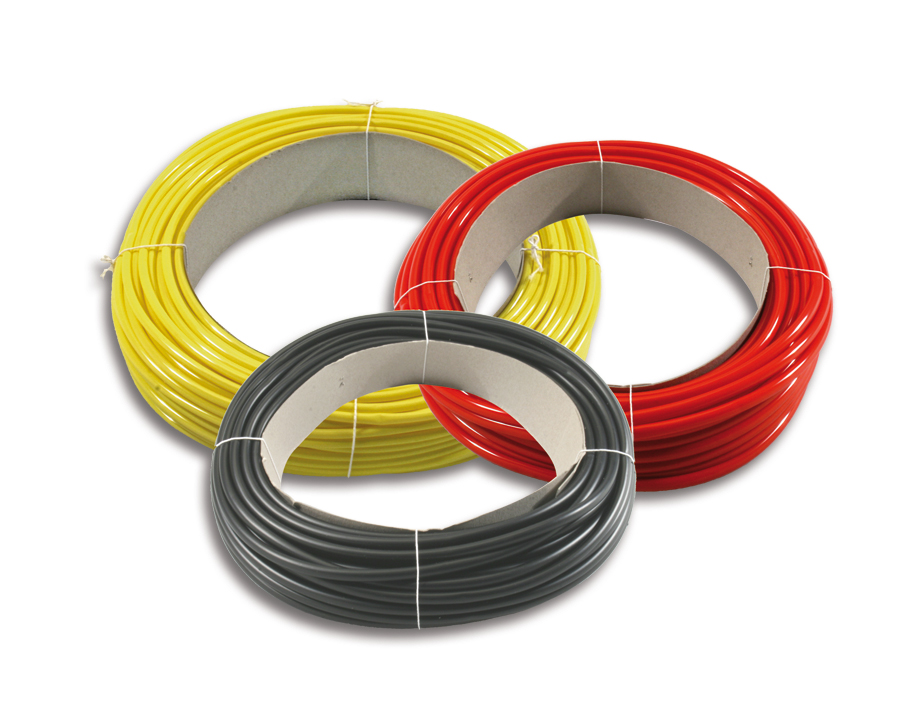 Farbiger Isoschlauch - Isolierschlauch in allen Farben und Abmessungen