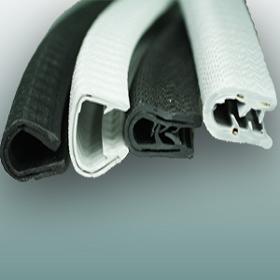 Kantenschutzprofile mit Metallband