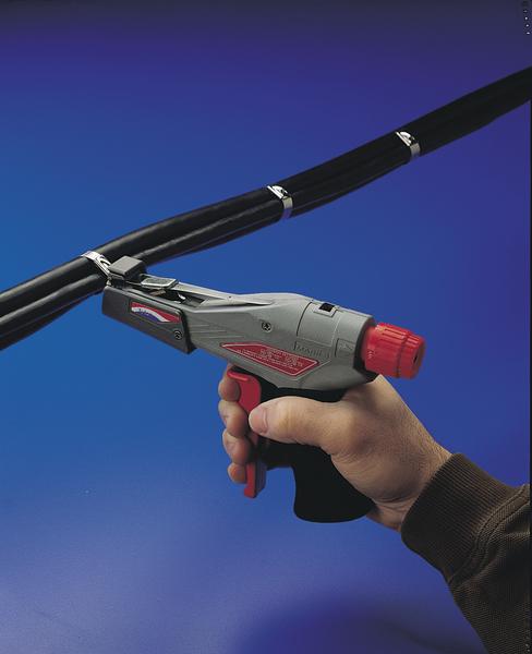 MSMK9SST - Manuelles Verarbeitungswerkzeug für Edelstahl-Kabelbinder bis Breite 16 mm