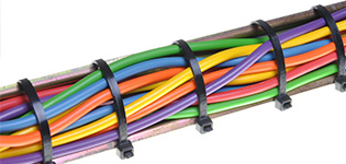 Universal-Kabelbinder aus Polyamid PA 6.6