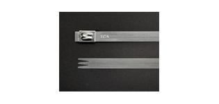 Kabelbinder aus Metall V2A