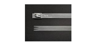Kabelbinder aus Metall V4A