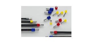 Isolierte Aderendhülsen.Made in Germany. Für Profis. Von 0,14 bis 120 mm2
