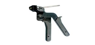 MSK111 - Manuelles Verarbeitungswerkzeug für Edelstahl-Kabelbinder bis Binderbreite 12 mm